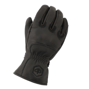 PIAGGIO 3/4 WINTER GLOVES - GENUINE LEATHER - 3/4 läder vinterhandskar