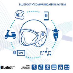 BLUETOOTH COMMUNICATION SYSTEM - Kommunikationssystem - Bluetooth