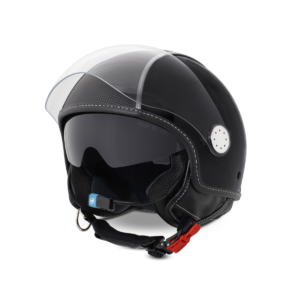 PIAGGIO CARBONSKIN HELMET WITH BLUETOOTH - CARBONSKIN hjälm med Blåtand